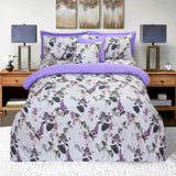 8 PC's Printed Duvet Set NB-24