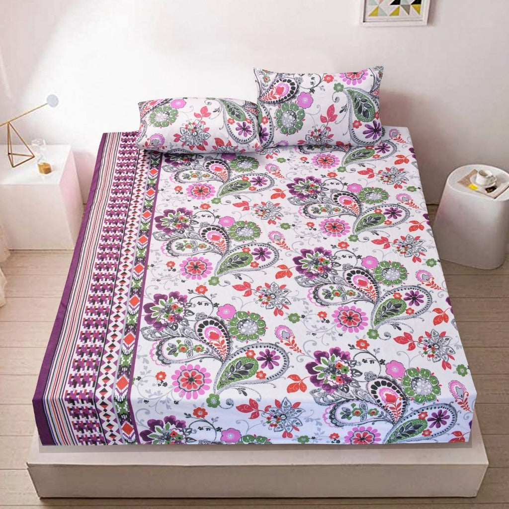 Printed Fitted sheet NB-00138