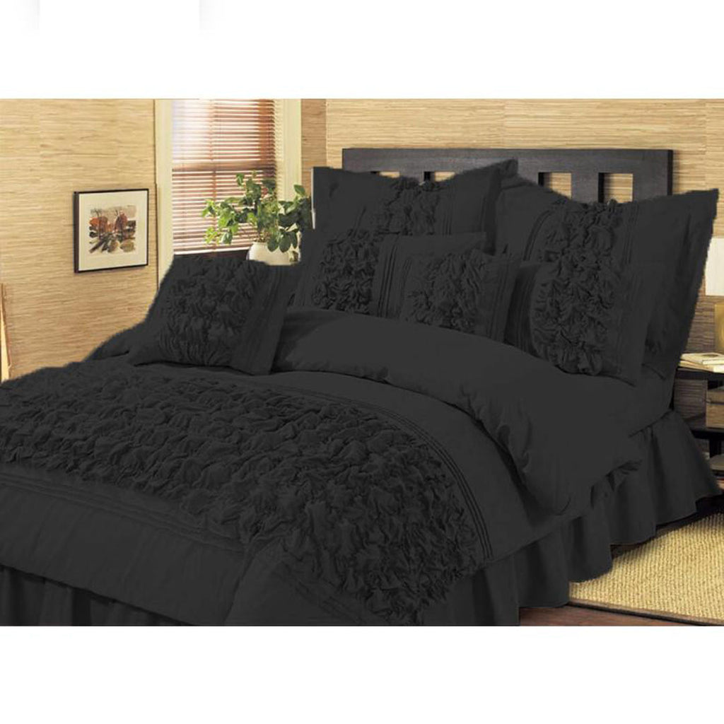 black-embellished-ruffled-comforter-set-8-pcs_01