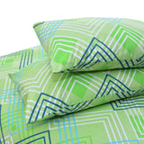 3 Pcs Printed Bed Sheet NB-00307