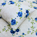 3 Pcs Printed Bed Sheet NB-00323