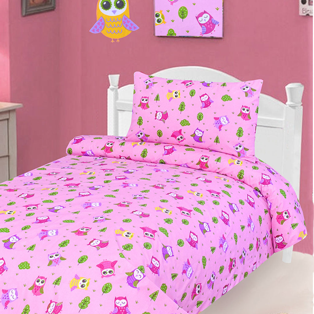 Printed Single Bed Sheet PSB-009