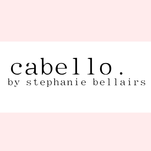 Cabello by Stephanie Bellairs Gift Voucher