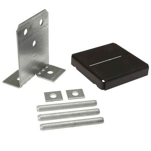 Simpson CPT66Z Concealed Post Tie For 6x6 Posts Zmax Finish image 1 of 7