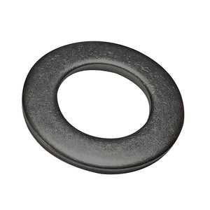 12 inch Flat Washer Plain Finish