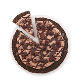 Choco Brownie Xtreme Treatzza Pizza