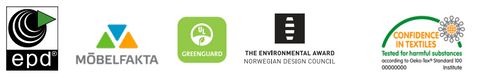 HAG environmental certifications