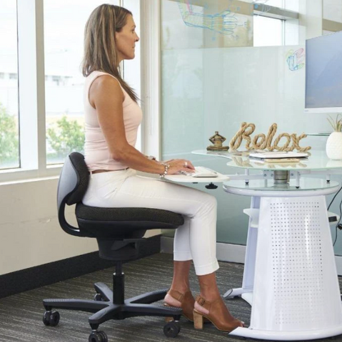 Active sway chair by Corechair