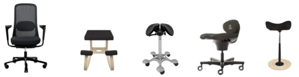 active chair types