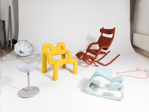 Varier chairs