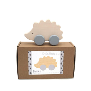 Hedgehog & Swaddle Box - thetinycrate