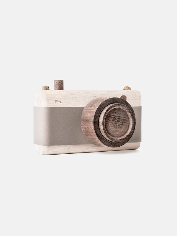 Wooden Camera – Mink - thetinycrate