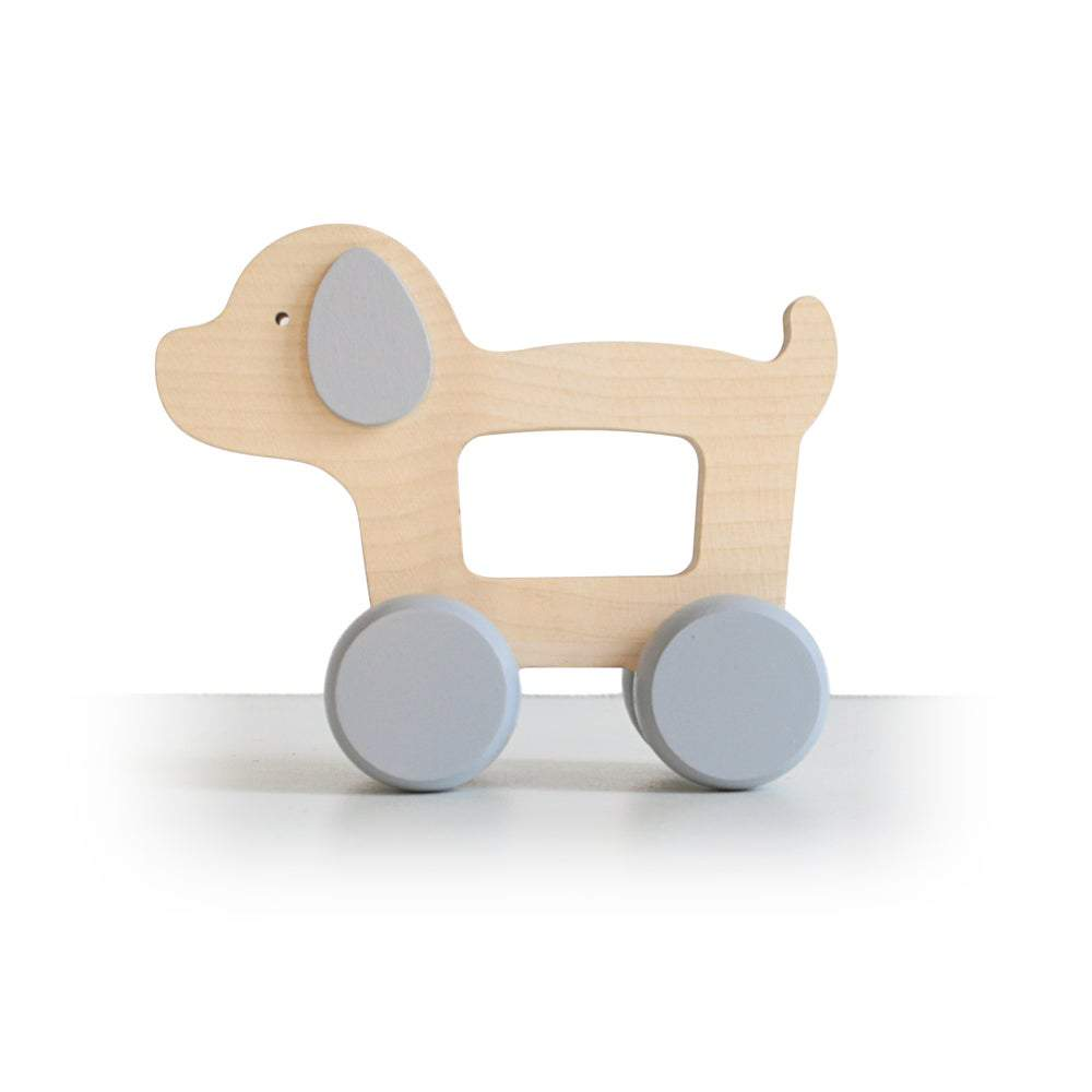 Puppy Push Toy - thetinycrate