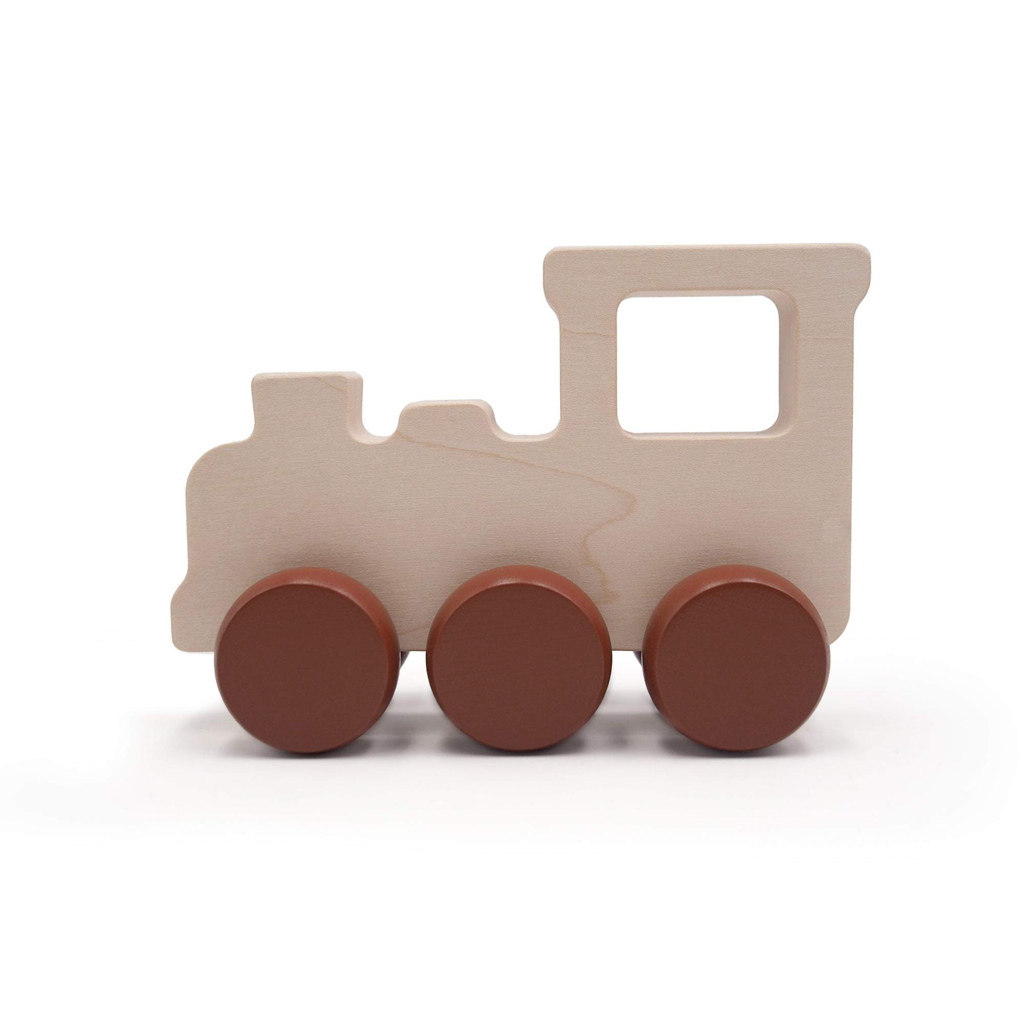 Train Push Toy - thetinycrate