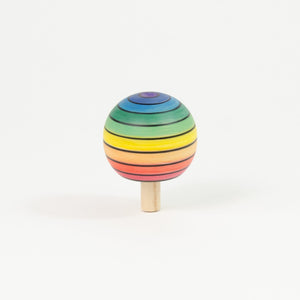 Mader Spinning Turn Top Rainbow - thetinycrate