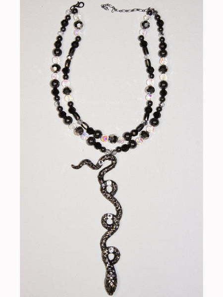 Necklace- Snake