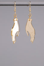 Load image into Gallery viewer, Small Hand Earrings - Champagne