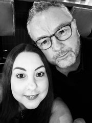 Scattee UK Fashion owners John and Lisa