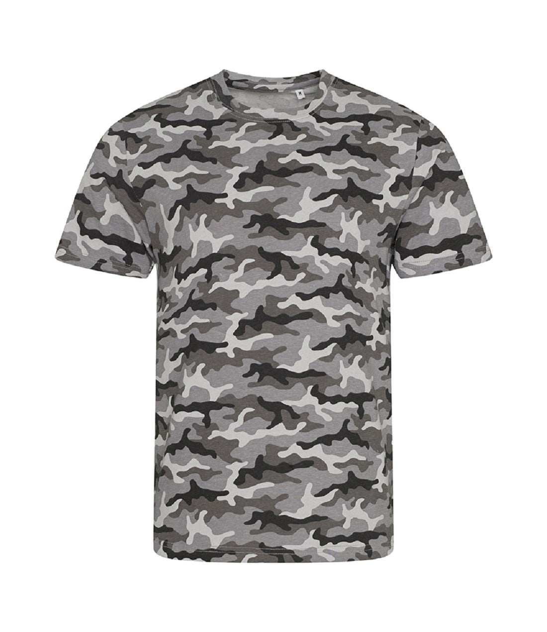 Camo performance T-Shirt Platinum - Scattee