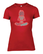 Load image into Gallery viewer, Yoga Ladies T-Shirt - Scattee