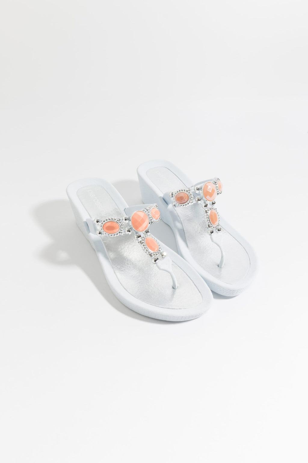 Appollo Shoe White/Coral