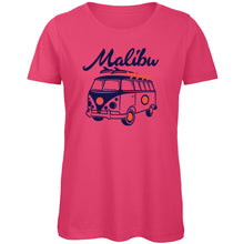 Load image into Gallery viewer, Malibu V Dub Camper Organic T-Shirt