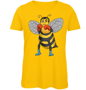 Manchester Boxing Bee Ladies T-Shirt
