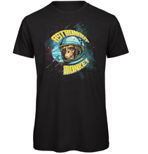 Load image into Gallery viewer, Astronaut Monkey T-Shirt - Scattee
