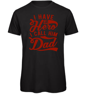 Hero Dad T-Shirt - Scattee