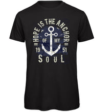 Load image into Gallery viewer, Hope is the Anchor T-Shirt