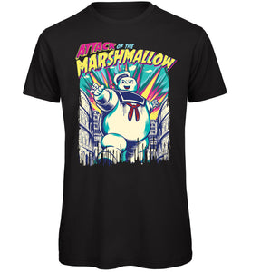 Marshmallow T-Shirt - Scattee