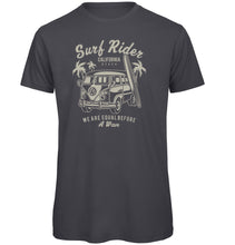 Load image into Gallery viewer, V Dub T2 Surf Rider Organic T-Shirt