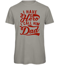 Load image into Gallery viewer, Hero Dad T-Shirt - Scattee