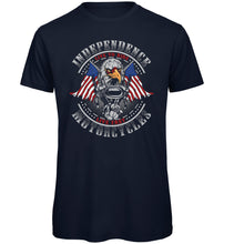 Load image into Gallery viewer, Independence Motorcycles Biker T-Shirt