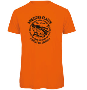 American Classic Muscle Car T-Shirt - Scattee