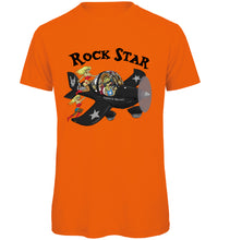 Load image into Gallery viewer, Rock Star Pilot T-Shirt - Scattee