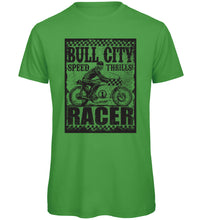 Load image into Gallery viewer, Bull City Racer T-Shirt - Scattee