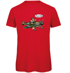 Tally Ho Spitfire T-Shirt