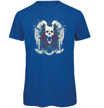 Load image into Gallery viewer, Skull Patrol Organic T-Shirt