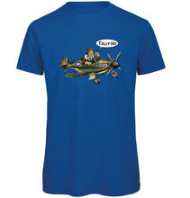 Load image into Gallery viewer, Tally Ho Spitfire T-Shirt