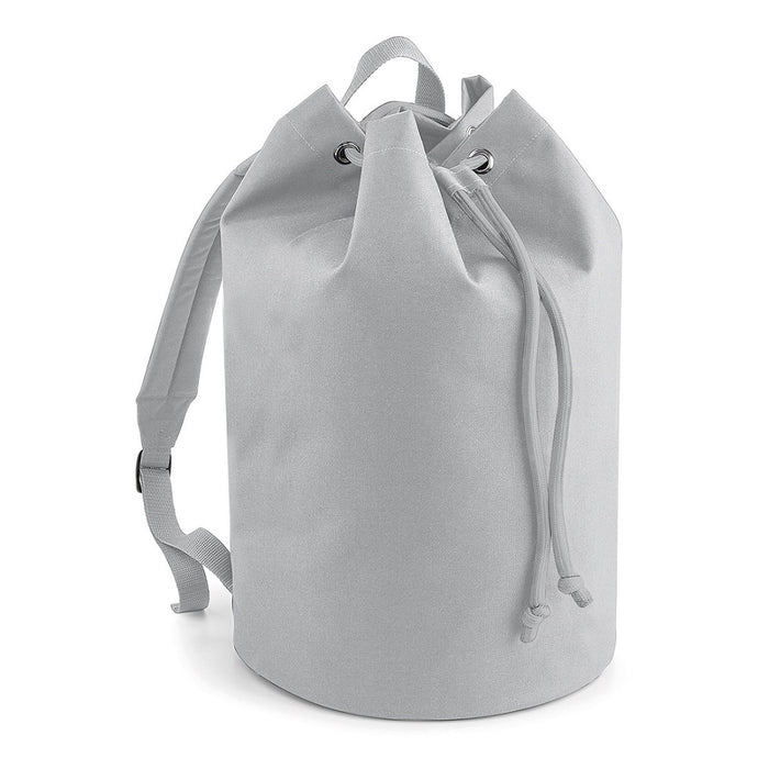 Original Drawstring Backpack Light Grey - Scattee