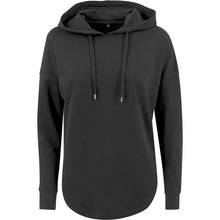 Load image into Gallery viewer, Oversized hoodie Black - Scattee