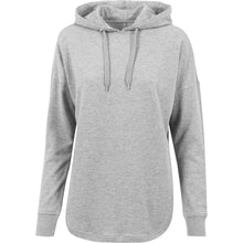 Load image into Gallery viewer, Oversized hoodie Grey - Scattee