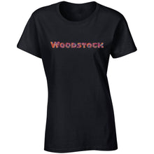 Load image into Gallery viewer, Woodstock Ladies T-Shirt