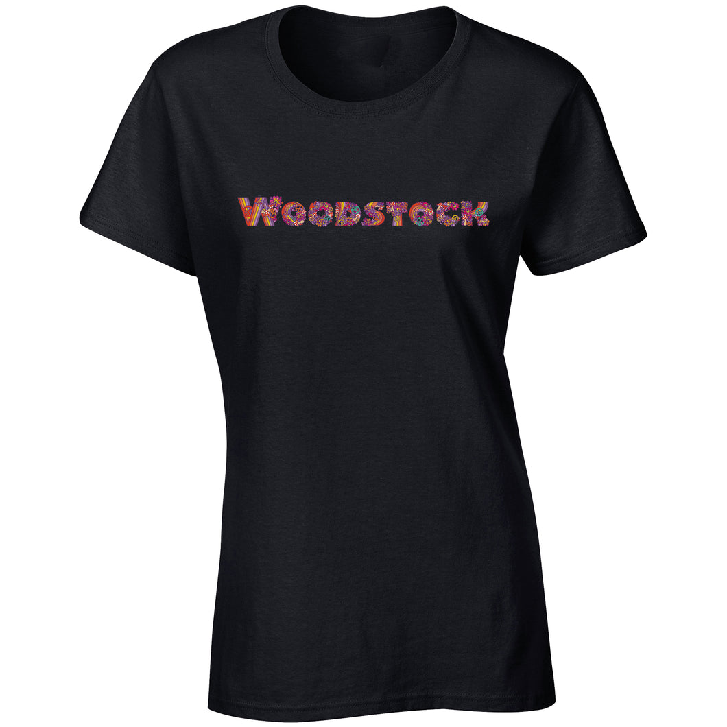 Woodstock Ladies T-Shirt