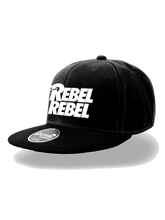 Load image into Gallery viewer, David Bowie Rebel Rebel Snapback Cap genuine Trademark product - Scattee
