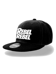 David Bowie Rebel Rebel Snapback Cap genuine Trademark product - Scattee
