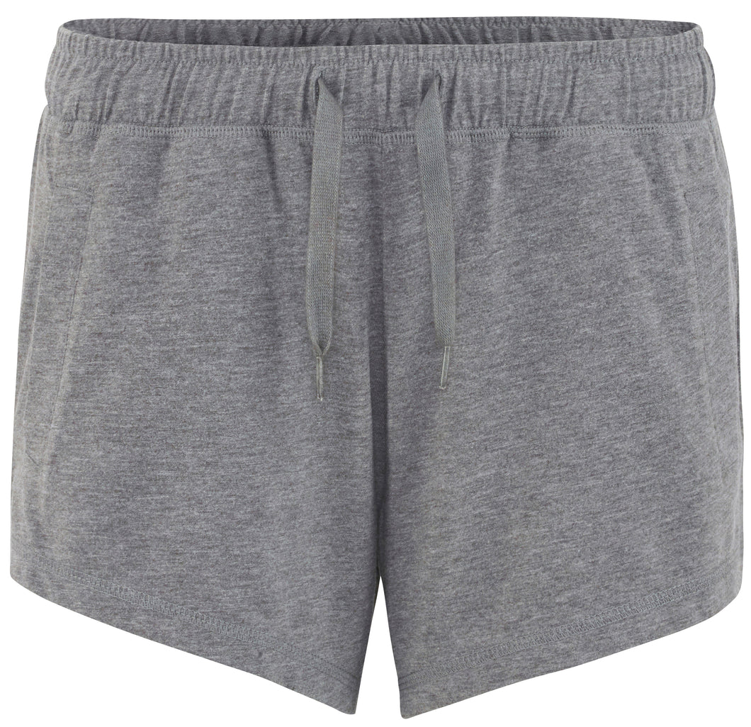 Comfortable Lounge Shorts Charcoal