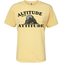 Load image into Gallery viewer, Altitude with Attitude T-Shirt - Scattee