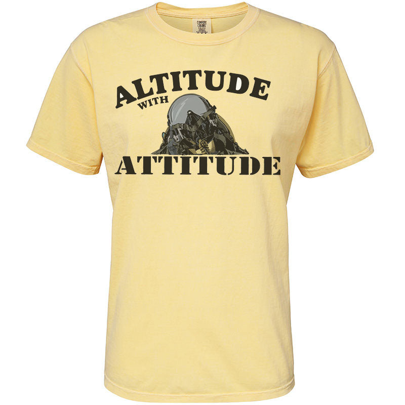 Altitude with Attitude T-Shirt - Scattee